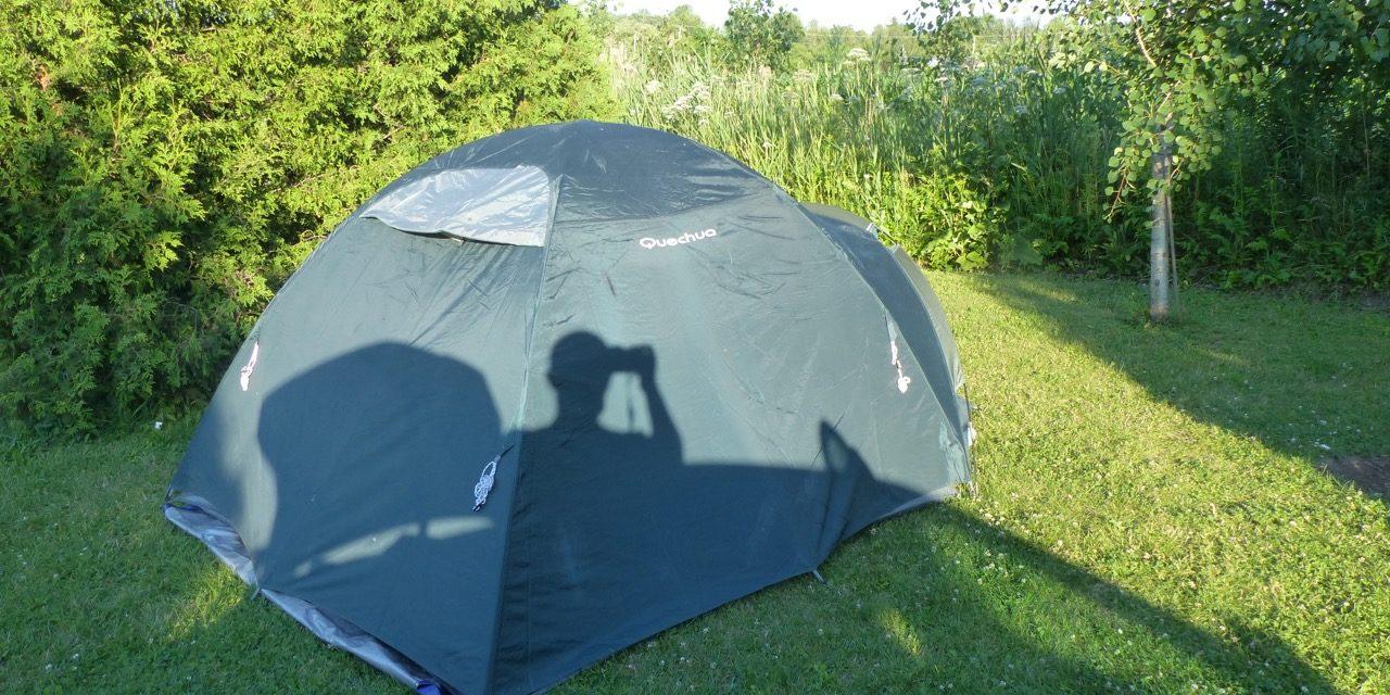 Spot 2 : Camping Amerique