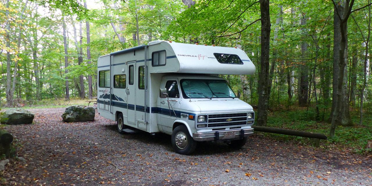 Spot 35 : Bear Heaven Campground