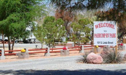 Spot 53 : Pahrump RV Park