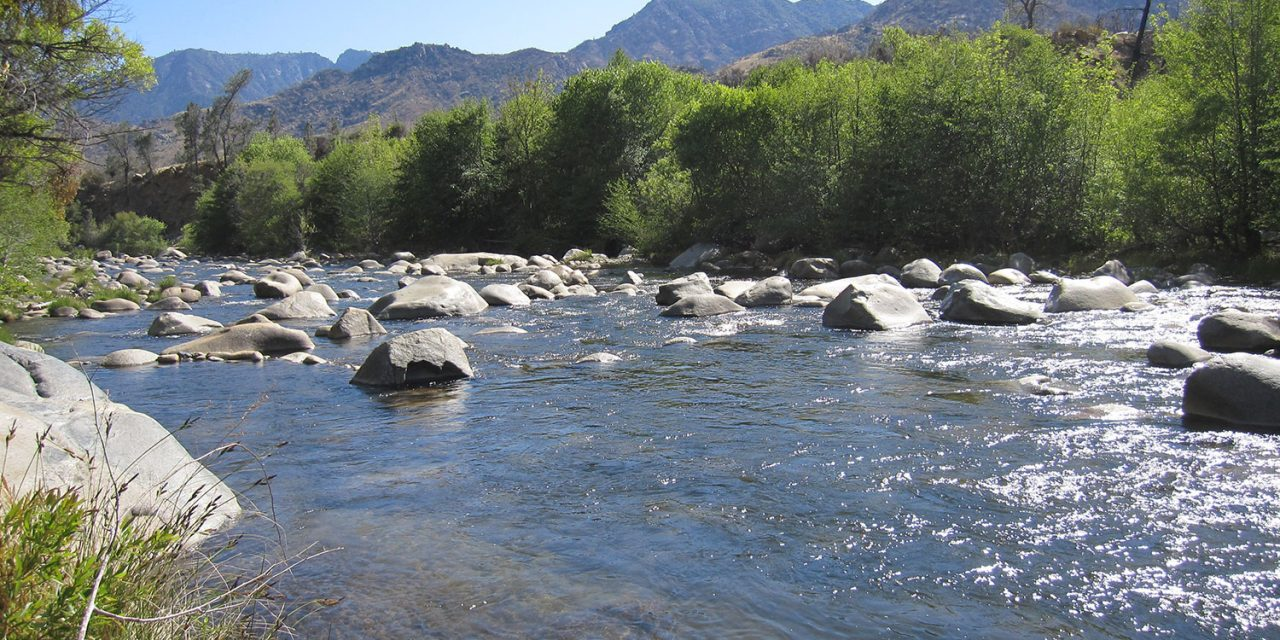 Spot 56 : Kern River Campground