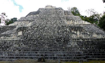 Spot 92 : Chicanna Ruins