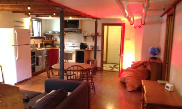 Spot 1 : AirBnB Montreal
