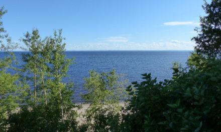 Spot 13 : Camping l'amicale – Lac Saint Jean